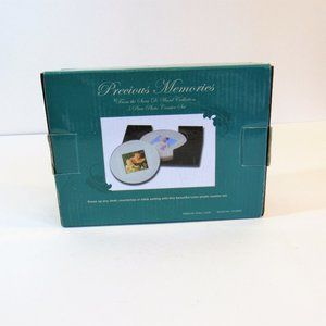 Precious Memories Accents - Boxed Set Of 4 Photo Coaster & 1 Holder